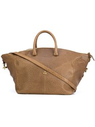Jerome Dreyfuss Large Tote Brown