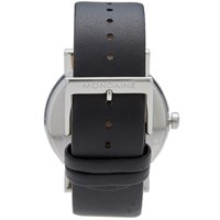Mondaine Evo Big Date 40Mm Watch Black