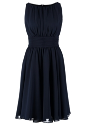 Swing Cocktail Dress Party Dress Schwarzblau Dark Blue