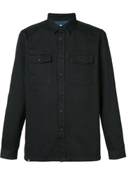 Wesc 'Olaf' Shirt Black
