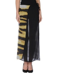 Gianfranco Ferre' 3 4 Length Skirts Black