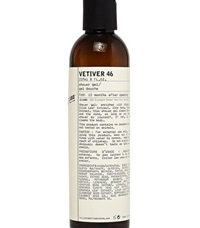 Le Labo Vetiver 46 Shower Gel Black