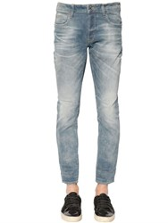 G Star 15Cm 3301 Stretch Slim Fit Denim Jeans