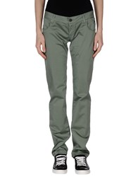 Roy Rogers Roy Roger's Choice Trousers Casual Trousers Women Dove Grey