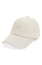 David And Young Women's Perforated Baseball Cap