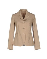 Prada Suits And Jackets Blazers Women Beige