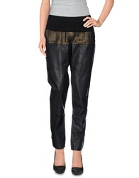 8Pm Trousers Casual Trousers Women Black