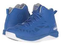 And 1 Fantom Ii Royal Limestone White Men's Basketball Shoes Blue