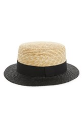 Women's Phase 3 Colorblock Boater Hat