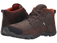 Merrell Telluride Mid Waterproof Espresso Men's Waterproof Boots Brown