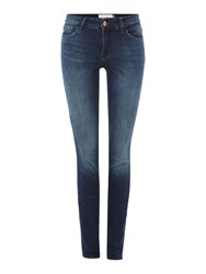 Part Two Slim Fit Jeans In A Stretchy Denim Blue