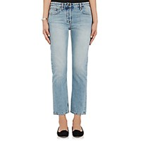 The Row Women's Ashland Jeans Blue