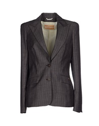 Galliano Blazers Grey