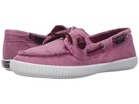 Sperry Sayel Away Washed Bright Pink Women's Moccasin Shoes