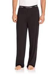 Calvin Klein Underwear Logo Lounge Pants Black