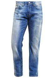 Ltb Hollywood Straight Leg Jeans Declan Wash Bleached Denim