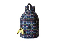 Kipling Challenger Backpack Dragonfly's Distress Backpack Bags Navy