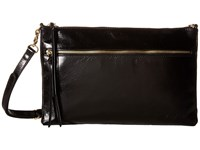 Hobo Hadlee Black Cross Body Handbags