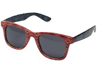 Vans Janelle Hipster Sunglasses Bandana Chili Pepper Sport Sunglasses Red