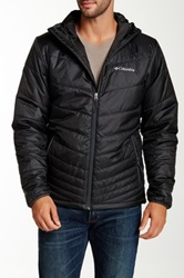 Columbia Mighty Light Hooded Jacket Green
