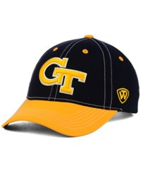Top Of The World Georgia Tech Yellow Jackets Triple Conference 2 Tone Cap
