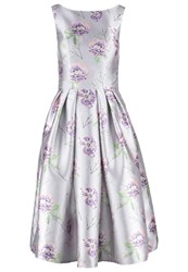 Chi Chi London Vienna Cocktail Dress Party Dress Multicolor Multicoloured