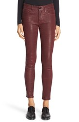 Frame Women's Leather Skinny Pants