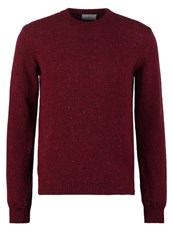 Chevignon Jumper Burgundy Bordeaux