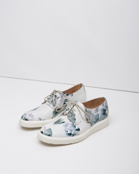 Maison Martin Margiela Line 22 3D Print Oxford Light Grey Print