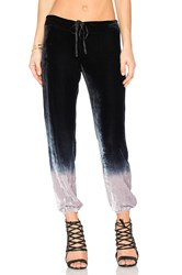 Young Fabulous And Broke Jaymee Velvet Pant Black