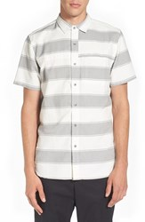 Tavik Men's 'Shin' Stripe Oxford Shirt