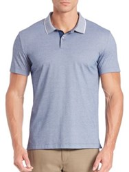 Theory Sandhurst Pique Slim Fit Polo Relic