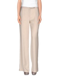 Fabiana Filippi Trousers Casual Trousers Women Dove Grey