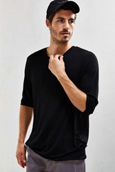 Publish Maison 3 4 Sleeve Tee Black
