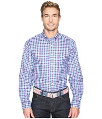 Vineyard Vines Wainscott Plaid Classic Tucker Shirt Tomato Check Men's Clothing Red