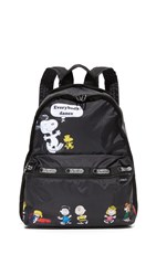 Le Sport Sac Peanuts X Lesportsac Basic Backpack Friend Parade