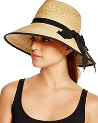 Gottex Silene Hat Natural Black