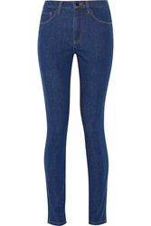 Victoria Beckham Powerhigh High Rise Skinny Jeans