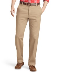 Izod Chino Pants English Khaki