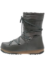 Moon Boot Winter Boots Anthracite