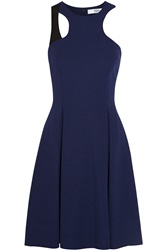 Prabal Gurung Pleated Crepe Dress