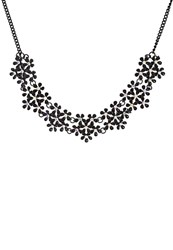 Miss Selfridge Necklace Black