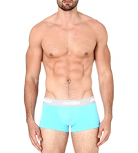 Aussiebum Wj Pro Stretch Cotton Trunks Blue
