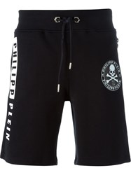 Philipp Plein 'Street' Shorts Black