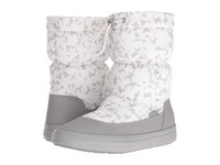 Crocs Lodgepoint Pull On Boot Oyster Women's Boots Beige