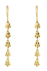 Pippa Small 18Kt Yellow Gold Earrings Gr. One Size