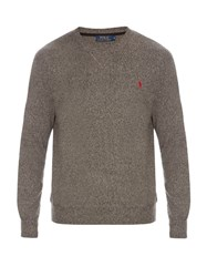 Polo Ralph Lauren Crew Neck Cotton Sweatshirt