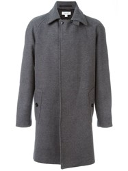 Soulland 'B0ge' Trench Coat Grey