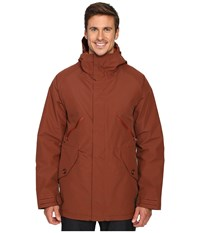 Burton Breach Jacket 15 Matador Men's Coat Red