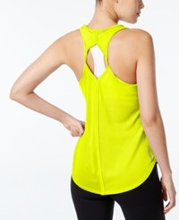 Under Armour Fly By Heatgear Tank Top High Vision Yellow
